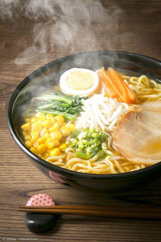 Miso-Ramen Rezept aus Sapporo