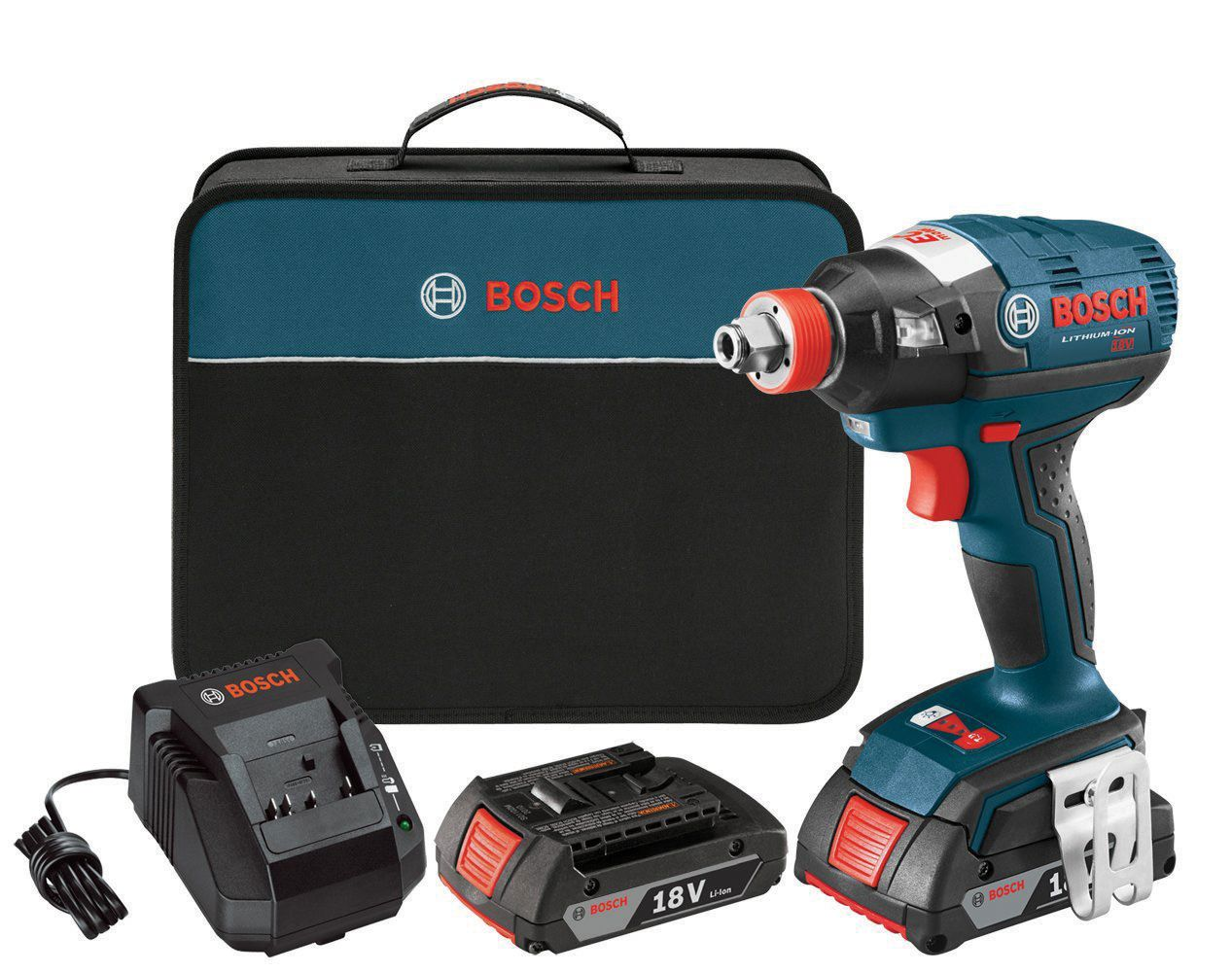 Versatility Power And Control With A Socket Ready Adapter Bosch 18v Brushless Driver Kit Http Www Menards Com Ma Cordless Power Drill Compact Drill Bosch