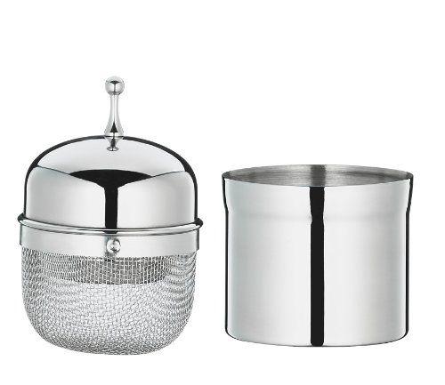Kuchenprofi 1045312800 Stainless Steel Floating Tea Infuser, 1.75 by 3.125-Inch Kuchenprofi http://www.amazon.com/dp/B005FV9ORY/ref=cm_sw_r_pi_dp_XqBOub0J8KGEF