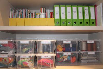 Spurrewubsie blogt ...: Binnenkijken bij spurrewubsie part II: bureau, naaigerief en speelgoed