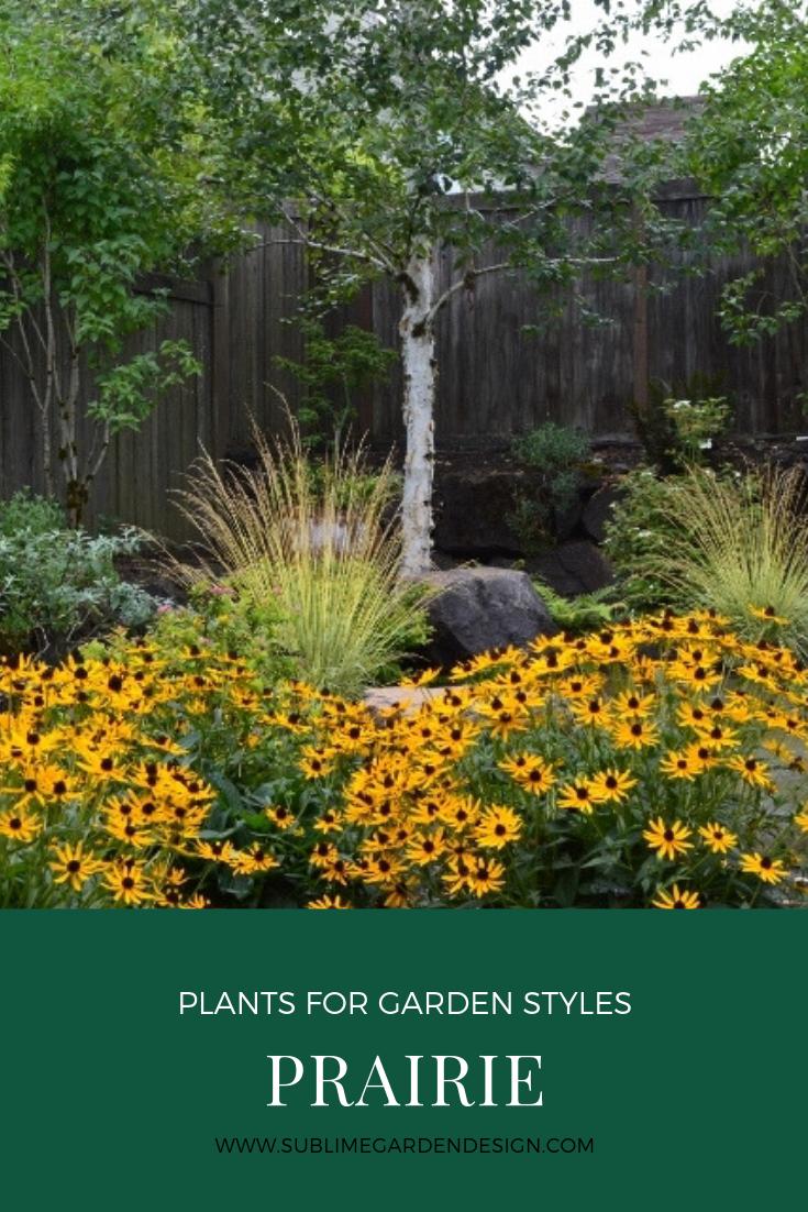 Plants For The Prairie Garden Style Prairie Garden Front Yard Landscaping Plans Front Yard Landscaping
