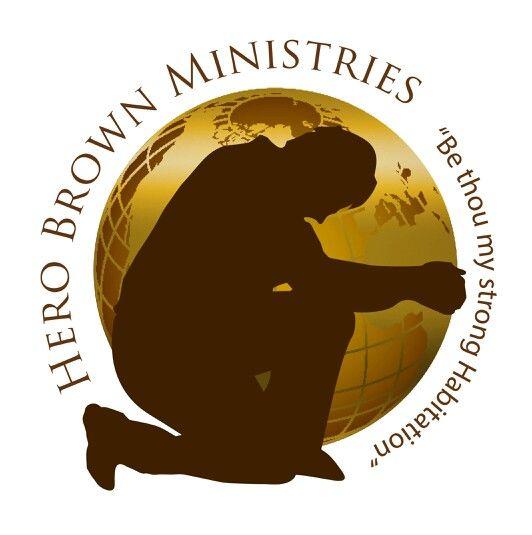 Logo for my friend Hero Brown.