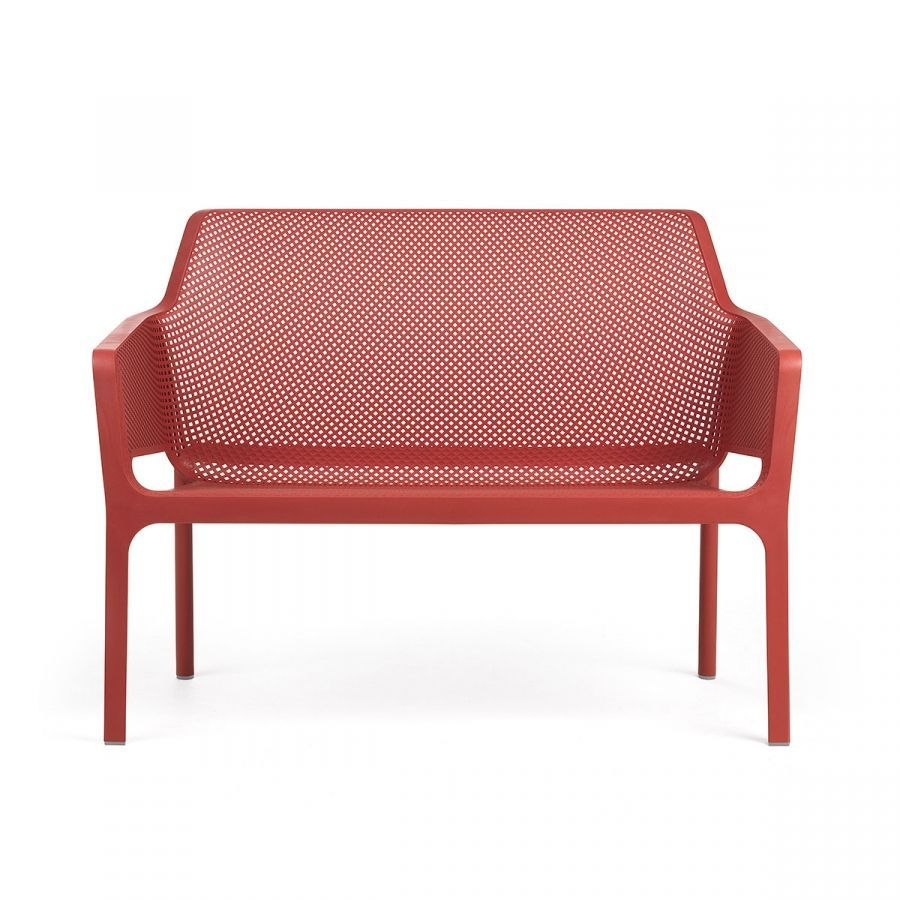 Net Bench A Bench For Outdoor Use Nardi Outdoor Bench Outdoor Furniture Outdoor Bench