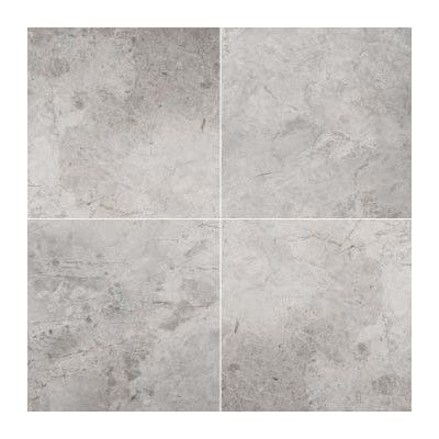 Emser Tile 12 X 24 Marble Tile In Silver Wayfair Ceramic Wall Tiles Wall Tiles Ceramic Floor
