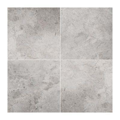 Emser Tile 12 X 24 Marble Tile In Silver Wayfair Ceramic Wall Tiles Ceramic Floor Wall Tiles