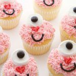Russian frosting tutorial Love Monster Cupcakes