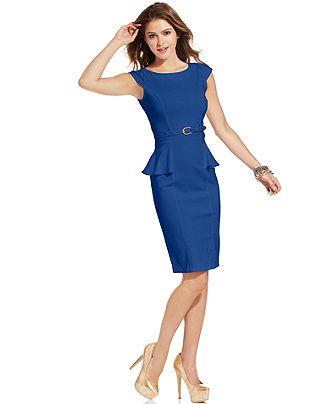 Fitted Dress For Juniors XOXO Juniors Dress, Ca...