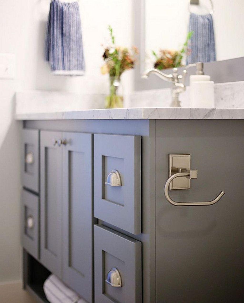 bathroomcabinetspainted  painting bathroom cabinets