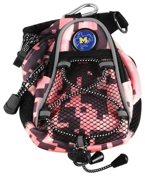 McNeese State Cowboys-Mini Day Pack - Pink Digi Camo