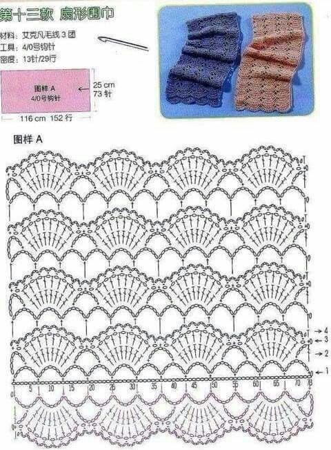 Stitches | patrones y puntadas | Pinterest | Stitch, Crochet and ...