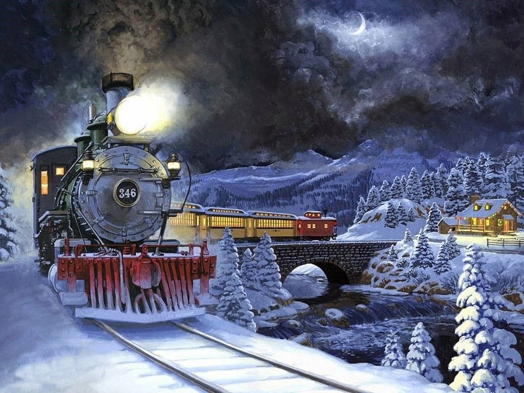 Old Fashioned Christmas Wallpapers Desktop Background   HD ...