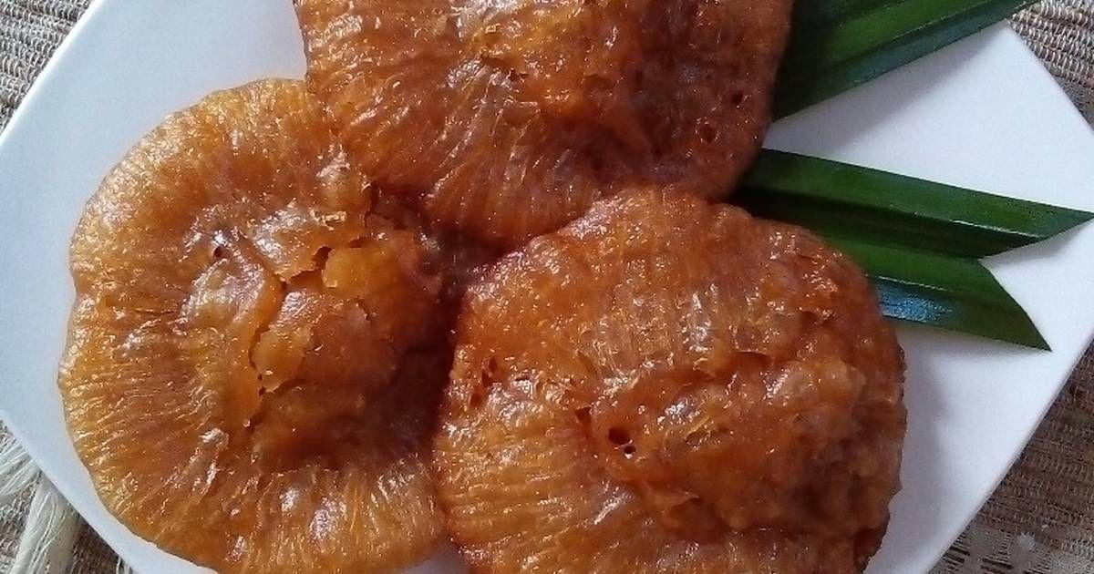 Resep Kue Cucur Kucur Anti Gagal Oleh Ge Adhian Resep Resep Makanan Resep Masakan Indonesia Makanan