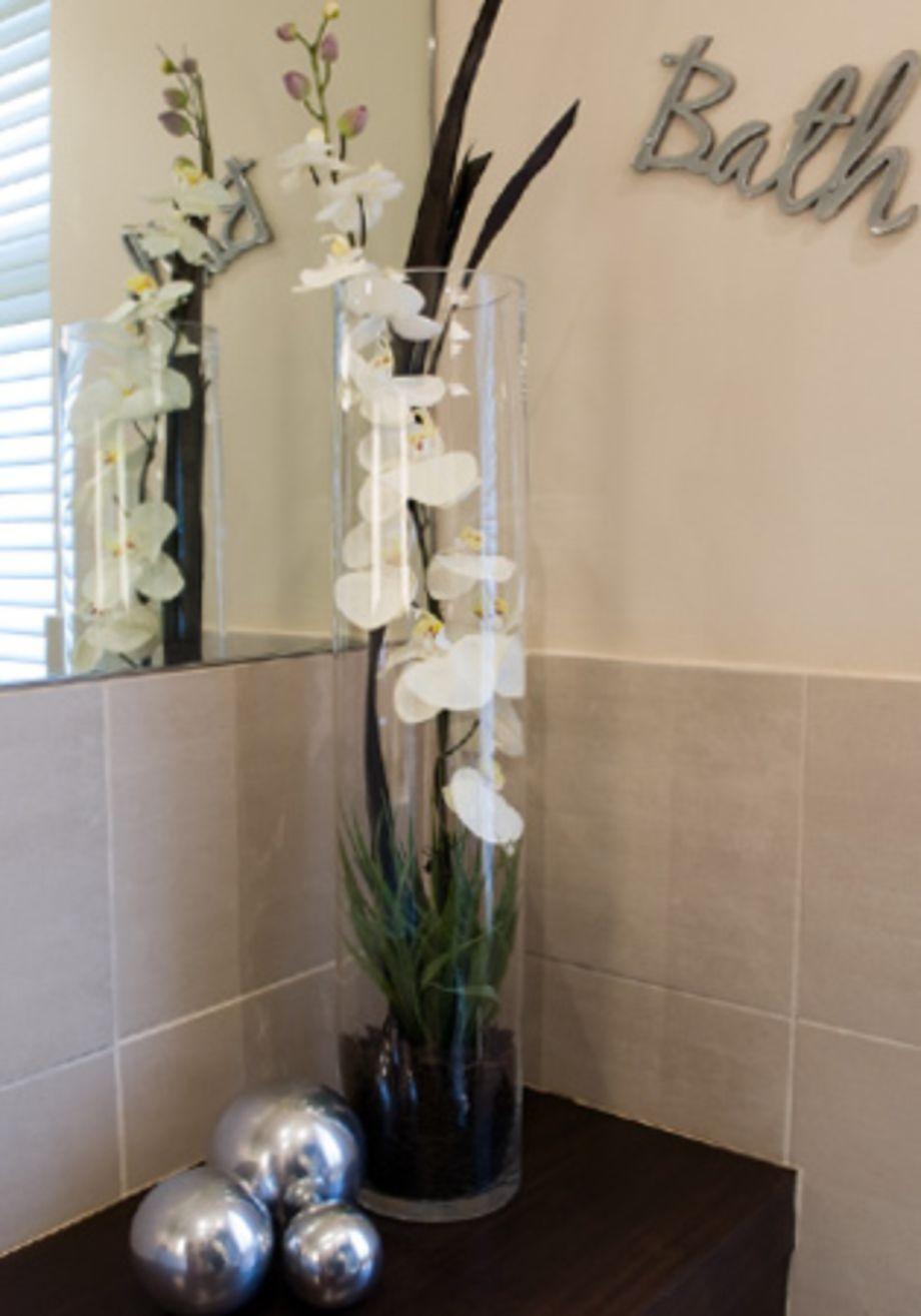 Flowers Flower Arrangements, Bathroom Flower Arrangements Ideas