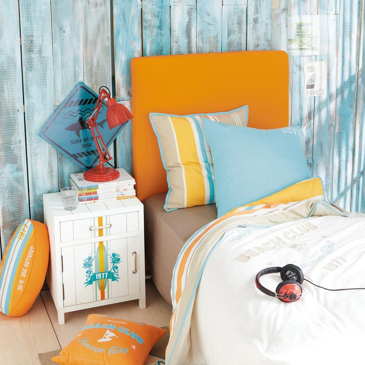 Mesita de noche blanca SURF | Beach home | Pinterest | Mesitas de ...