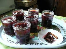 Confiture de questches aux épices - BLOG LA GUILLAUMETTE -