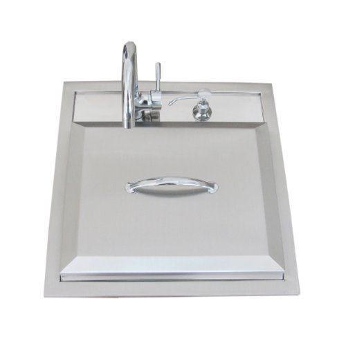 Outdoor Kitchen Appliances Sink Drop In Sink Outdoor Kitchen Appliances