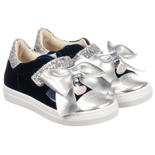 218e6343d9a5 Mayoral - Girls Pink Slip-On Trainers