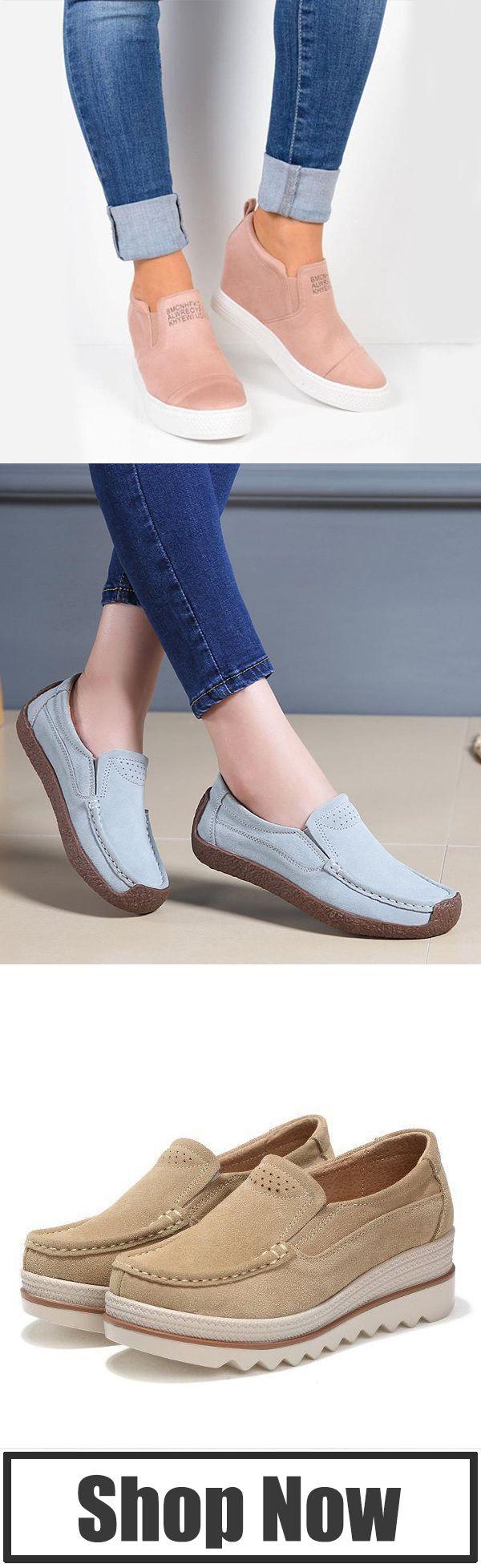 Women Casual Comfy Non-slip Shoes