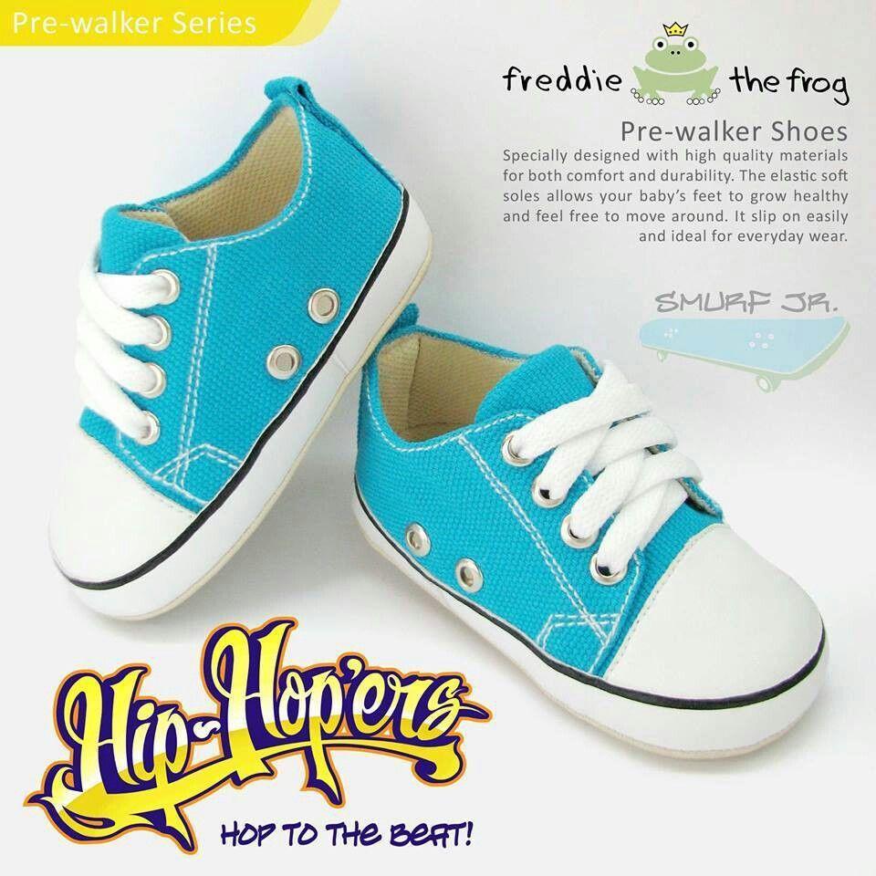 Sepatu Freddie The Frog Smurf Jr 90ribu Ukuran Sol No 3 11 Cm Untuk Umur Sekitar 0 6 Bulan No 4 11 5 Cm Seki Sepatu Bayi Baby Shoes Kaki Bayi