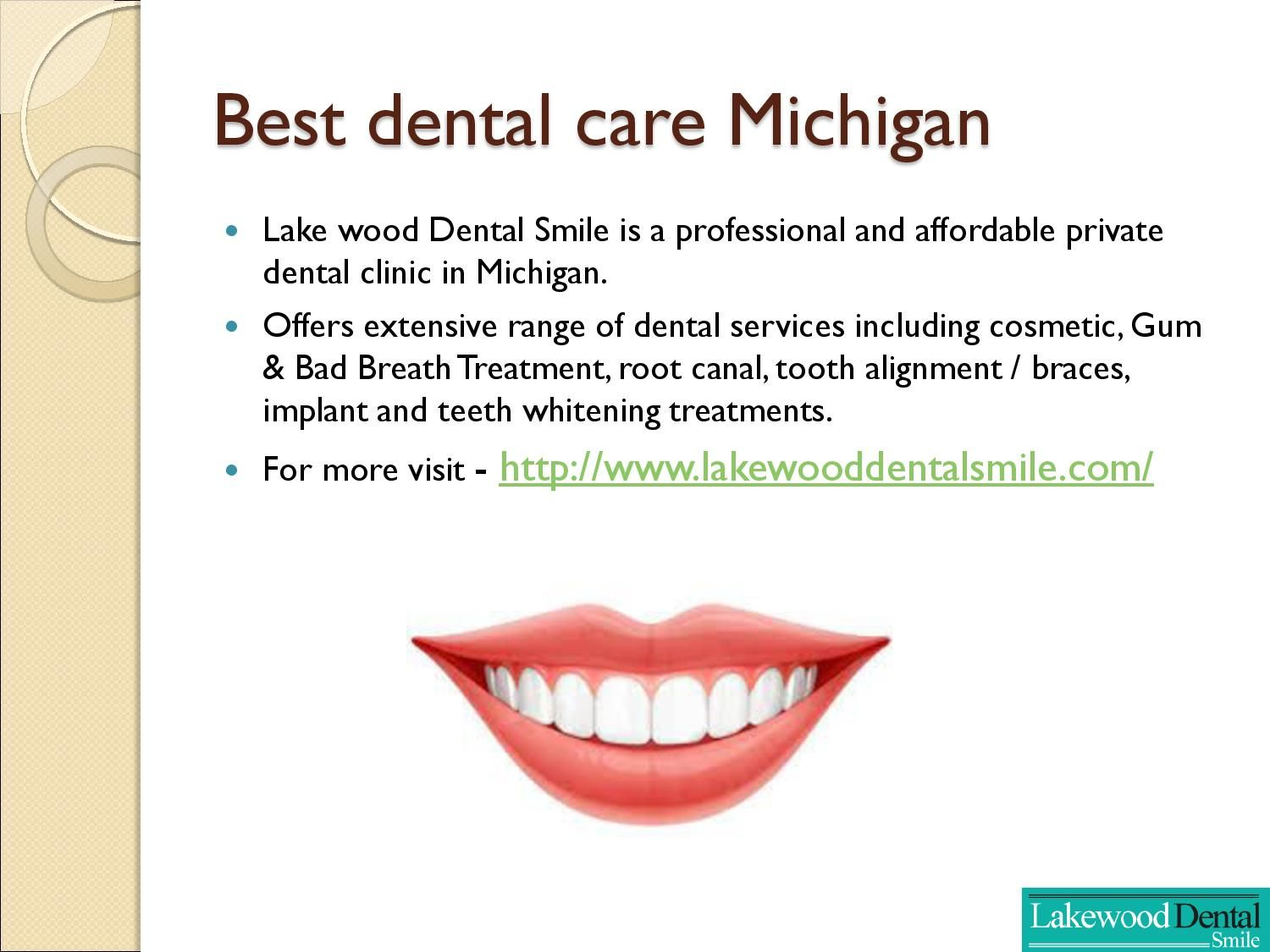 Pin by Lakewood Dental Smile on Dental Treatments Dearborn