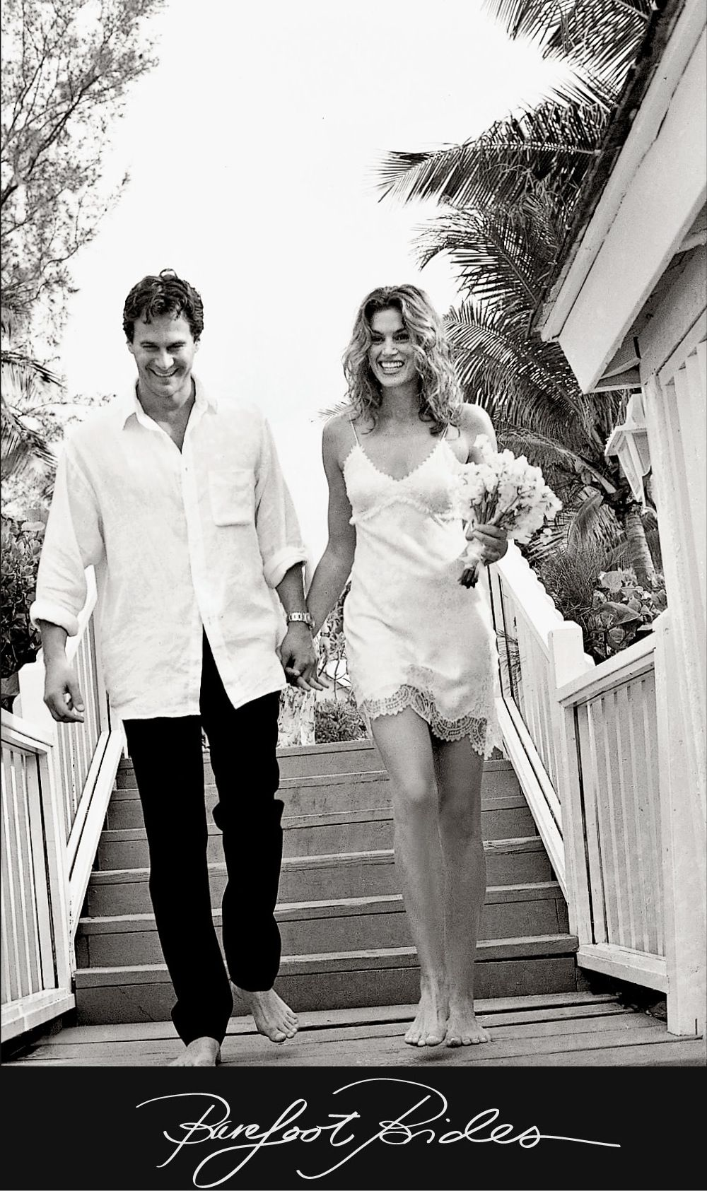 Cindy Crawford And Rande Gerber 1998the Bride Wore A John Galliano Slip Dress Vestidos De Novia Boda Boda Civil