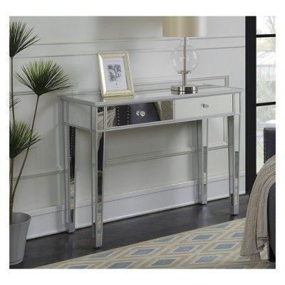 Mirrored Bedroom Furniture Desk Mirror, Mirrored Furniture Gold Coast