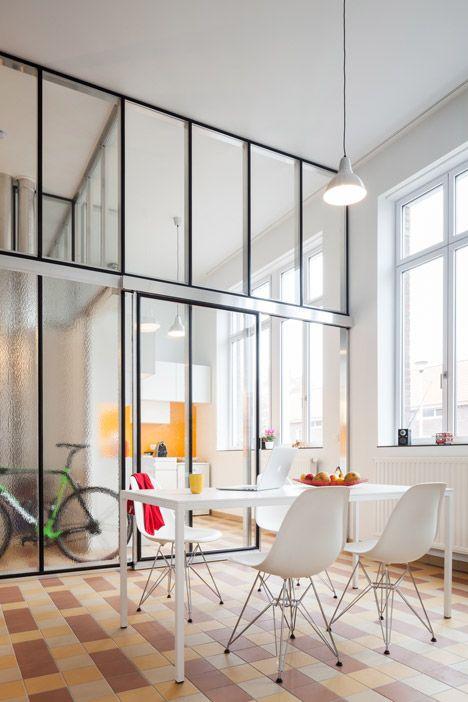Lieven Dejaeghere creates apartments inside old school | School ...