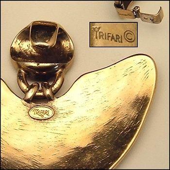 dating trifari jewelry