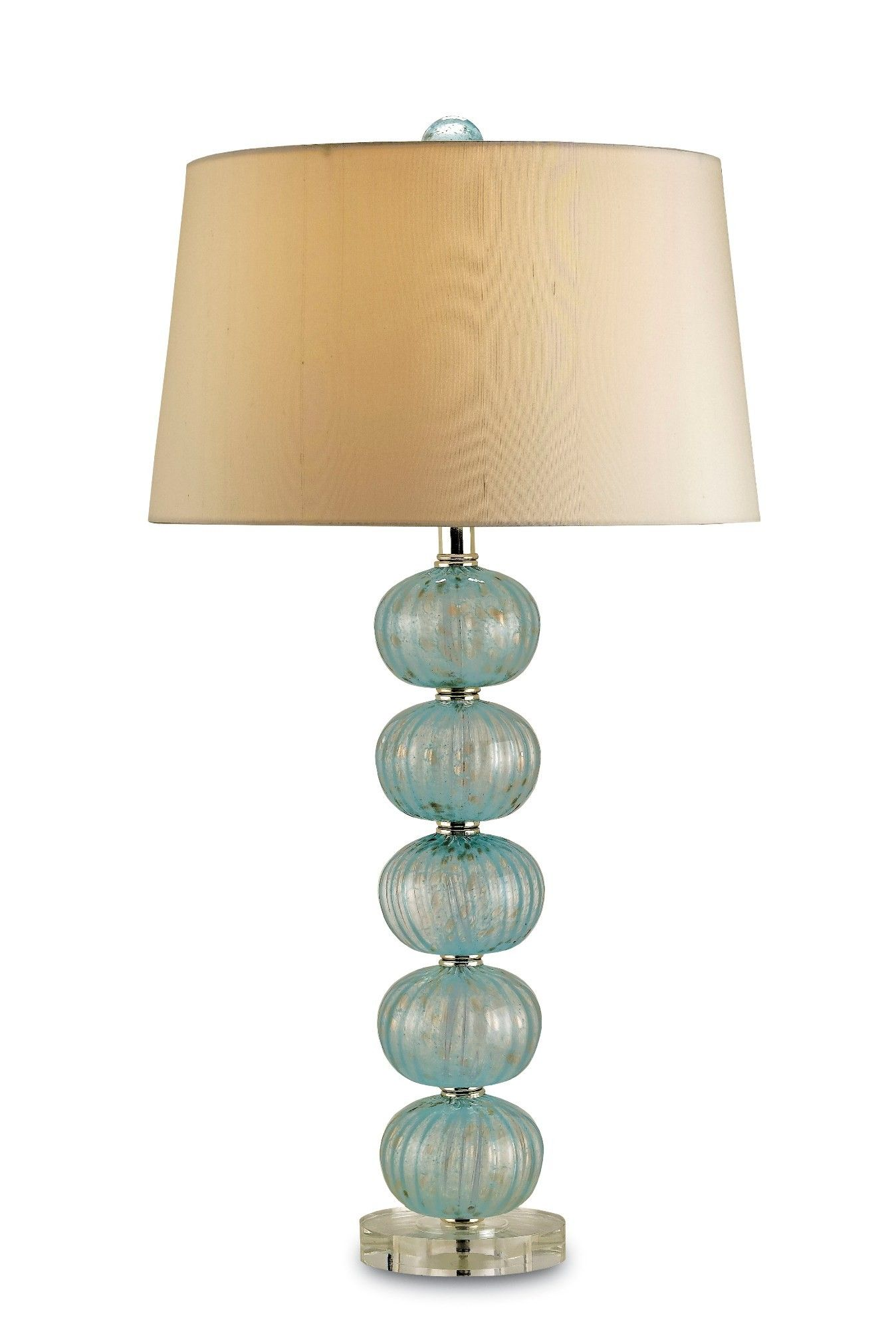 A table lamp that reminds of fishing glass floats shop carons a table lamp that reminds of fishing glass floats geotapseo Gallery