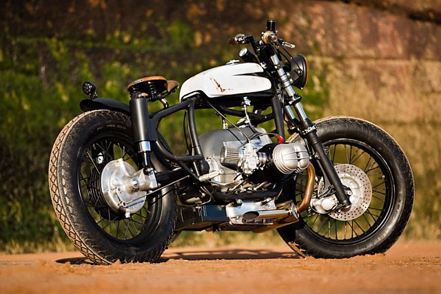 79 bmw r80/7 - kevil's speed shop | bmw, bmw motorcycles and bobbers