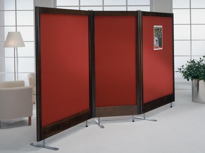 Linea xilox pannelli divisori pareti mobili separ su ruote schermi flessibili - Pannelli divisori ikea ...
