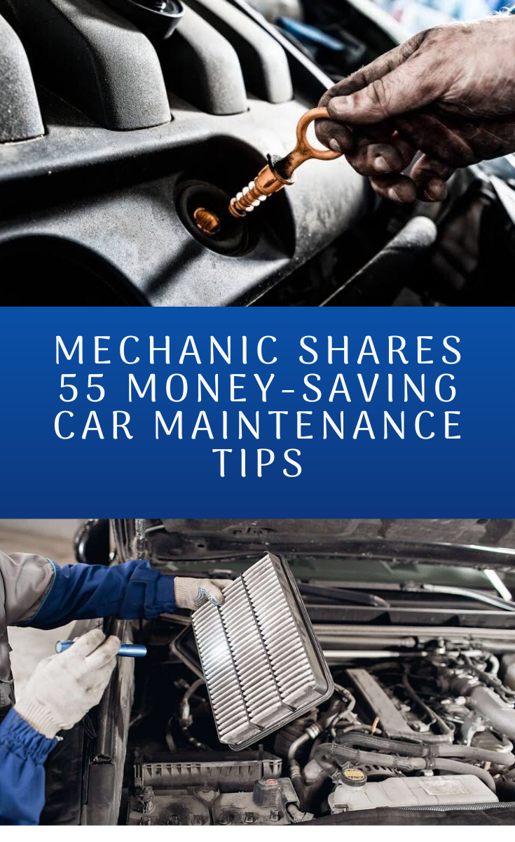 Photo of Mechanic shares 55 money-saving car maintenance tips