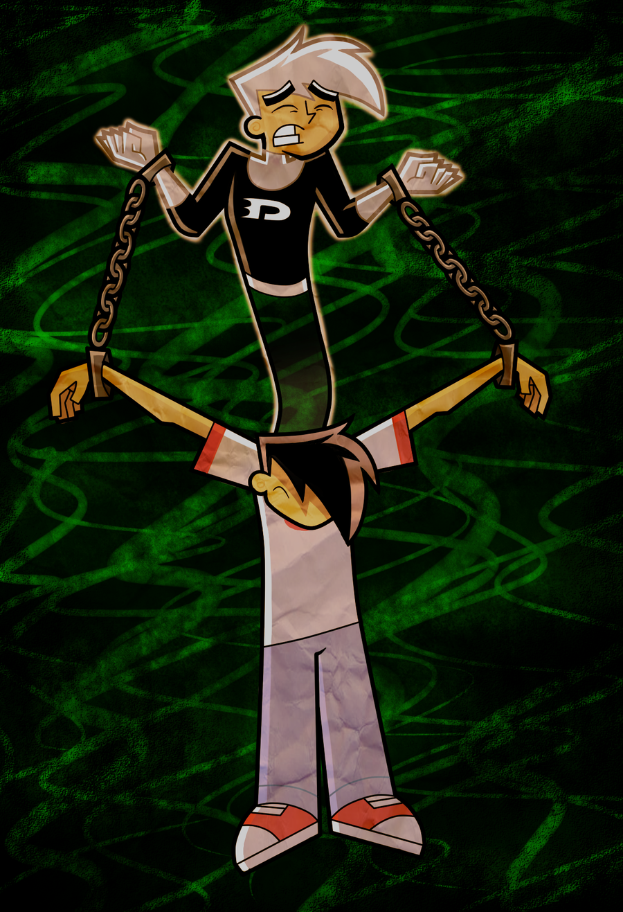Chained To His Soul by *CwieChanti | Danny Phantom | Pinterest ...