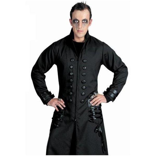 D Guisement Gothique Manteau Deluxe Homme