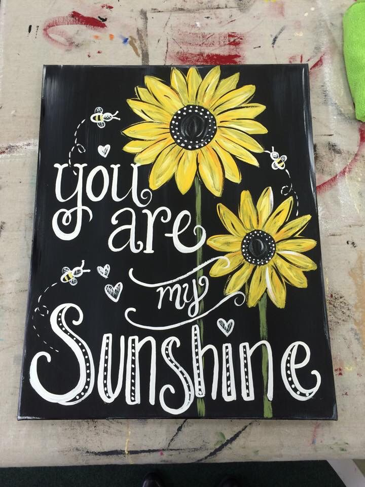 This reminds me of my mom! Sunflowers are my favorite flowers and my mom's also! I would replace the bees with ladybugs, my grandmas favorite. :)