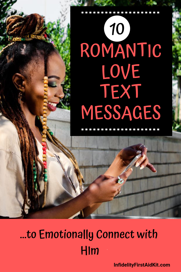 10 Sweet Romantic Love Text Messages to Emotionally