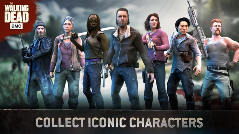 The Walking Dead No Man's Land v2.0.1.1 (High Damage) Apk Mod  Data http://www.faridgames.tk/2016/08/the-walking-dead-no-mans-land-v2011.html