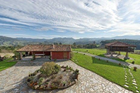 Cazanes, Villaviciosa (Asturias) (con imágenes) Casas