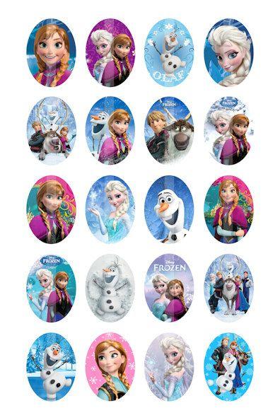 stickers, etc..   bottle caps   Pinterest   Frozen ...