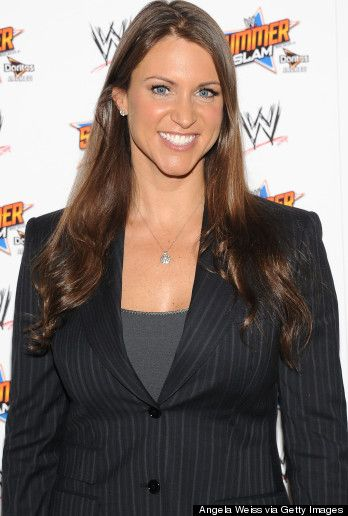 stephanie mcmahon debut