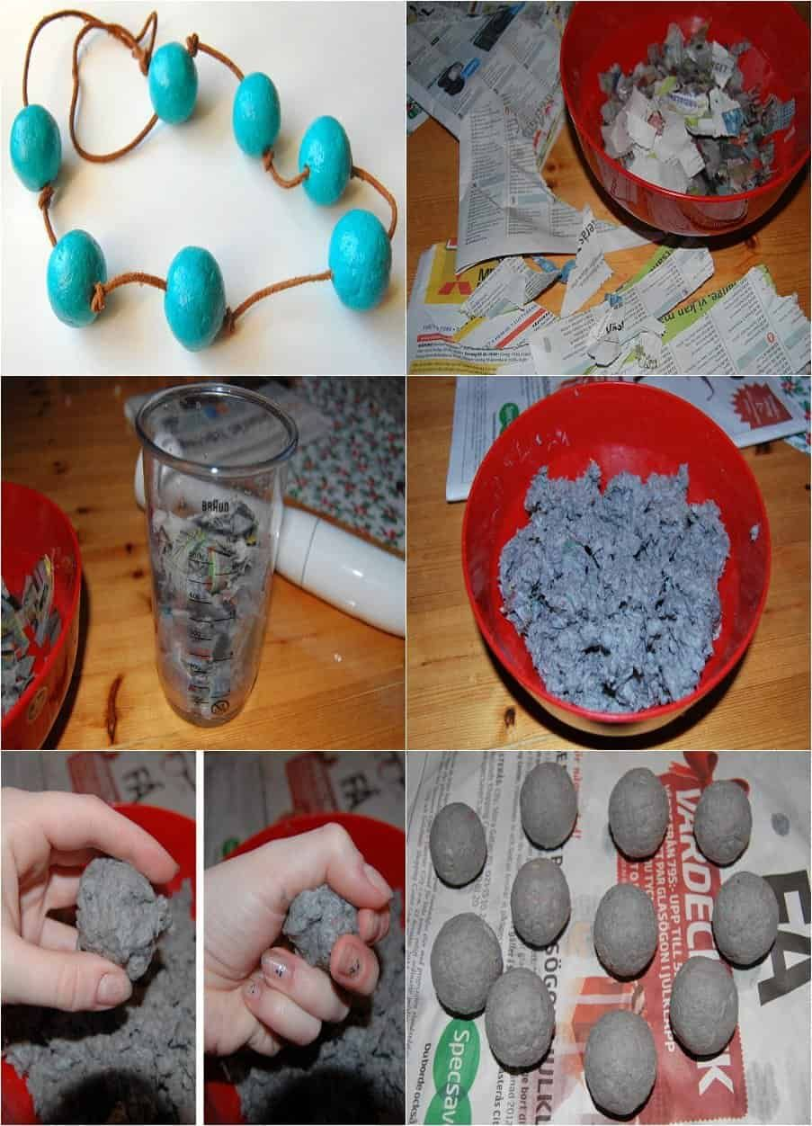 16 Amazing Things to Create with Paper Mache Page 2 of