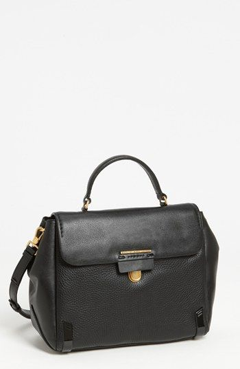 85c5a5b095f0 MARC BY MARC JACOBS  Sheltered Island  Leather Satchel