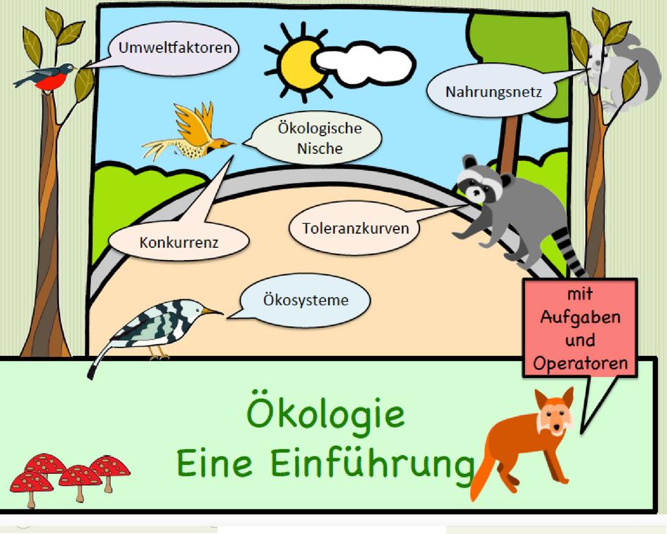 Einfuhrung In Die Okologie Kompakt Anschaulich Mit Aufgaben Und Mit Reichlich Okologischen Themen Nach Lehrplan Okologie Lehrer Planer Unterrichten