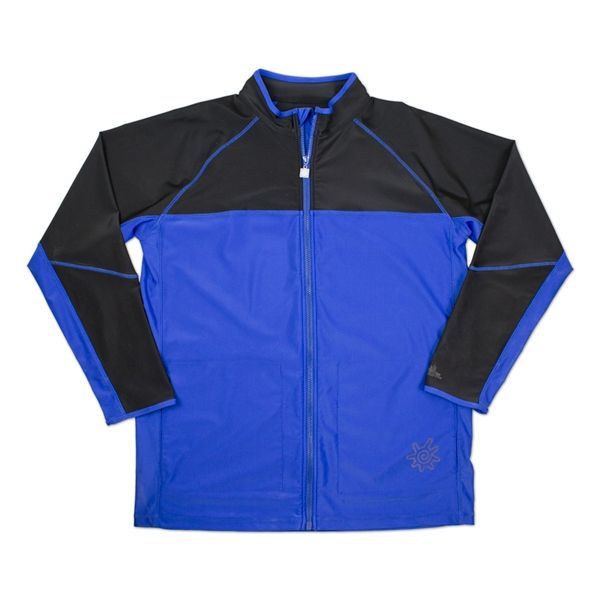 Sun-Blocking Water Jacket for Men Full-Zip Water Jacket UV Skinz Men/'s UPF 50