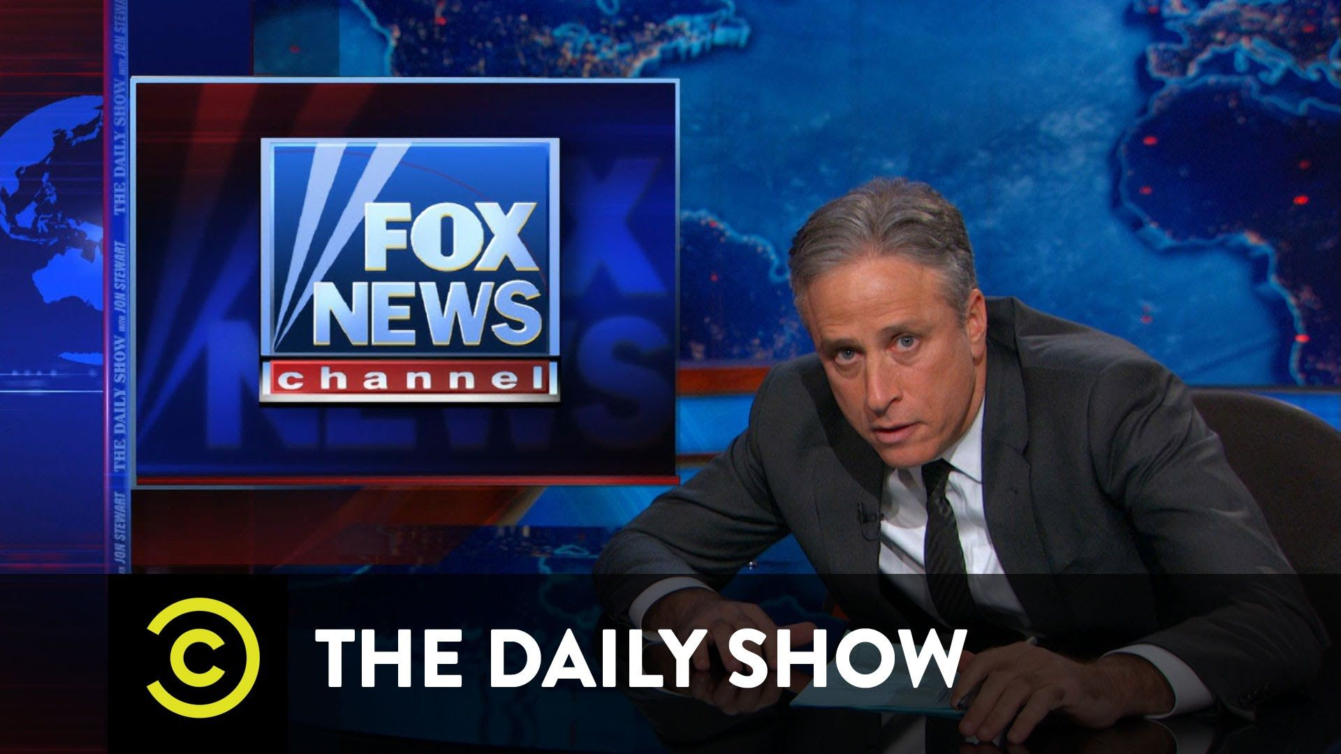The Daily Show - Instigate….if you don't get it, i don't know if you will ever get it...