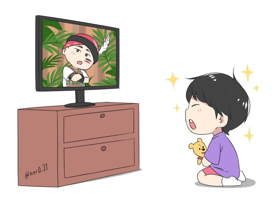 """New Funny Ilustrations IKON Fanarts on Instagram: """"""""I remember I saw him in that song when I was in America and I was jealous of him"""" #iKON #BOBBY #HANBIN"""" """"I remember I saw him in that song when I was in America and I was jealous of him"""" #iKON #BOBBY #HANBIN 5"""