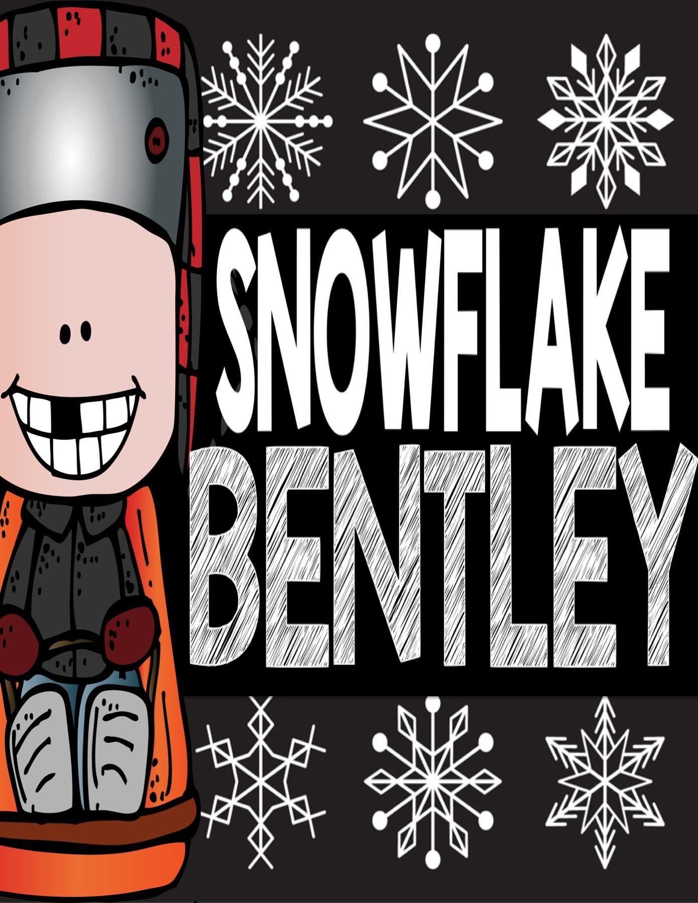 Check out this fun unit on snowflake bentley snowflake