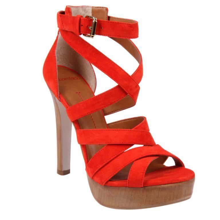 Sandália, Shoestock. Foto: DIVULGAÇÃO