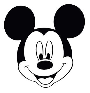 Gateau Mickey Au Chocolat Coloriage Mickey Dessin Mickey