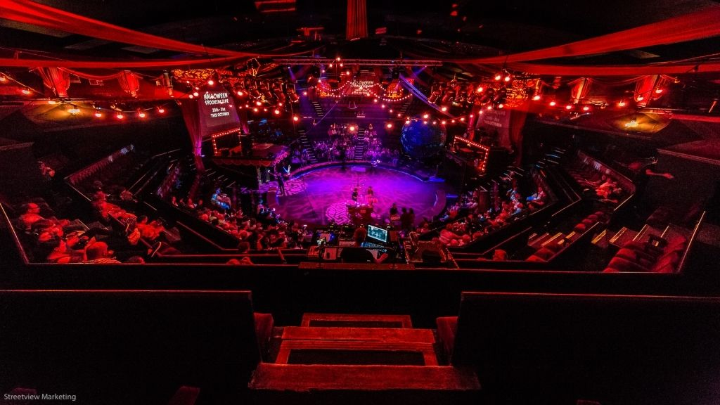 The Most Awesome And Also Gorgeous Hippodrome Casino In 2020 Seating Plan How To Plan Casino